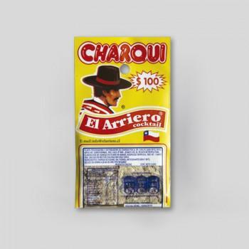20 unidades de Charqui...