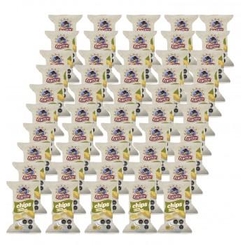 50 unidades de Papas Chips...