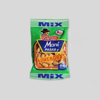 10 unidades de Maní Mixto,...